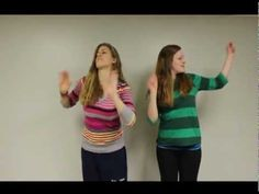 """One Direction - """"One Thing"""" - ASL sign language"""