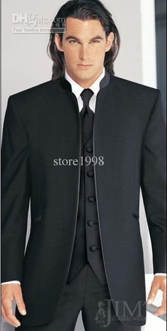 Groom Tuxedos Best man Suit Wedding Groomsman/Men Suits Bridegroom (Jacket+Pants+Tie+Vest) Z205