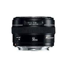 #4: Canon EF 50mm f1.4 USM Standard  Medium Telephoto Lens for Canon SLR Cameras