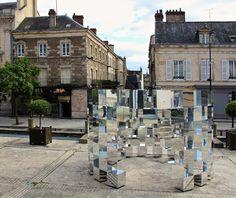 Ring II Installation by Arnaud Lapierre, photo: ©Martin Kiefer