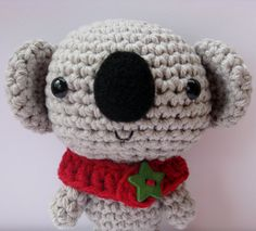 Little Koala by anapaulaoli on Etsy, $20.00