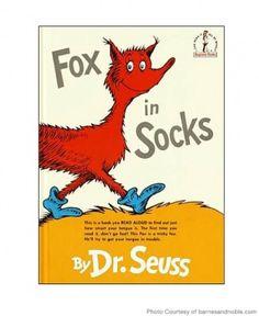 Fox in Socks by Dr. Seuss   Best Books for Preschoolers - Parenting.com