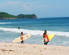 Go to Nicaragua and learn how to surf there!!!