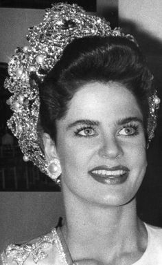 Miss Venezuela 1990 Andreína Katarina Goetz