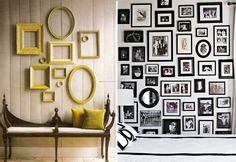 wall frame decor ideas
