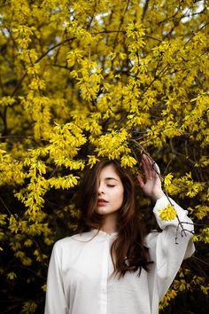 girl/nature