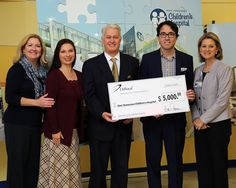 Thank you to DeRoyal Industries for raising money for East Tennessee Children's Hospital