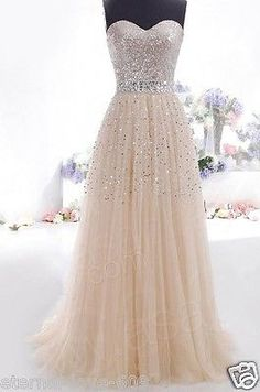 Bridesmaid Long Wedding Gown Prom Party Formal Evening Cocktail Dress Custom