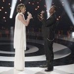 J Rome With Jennifer Nettles 'Duets' Performance of 'I Will Always Love You'
