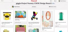 Pinning a pinboard—how meta! Create your own pinboard or design board to enter to win the CMYK Zen stroller by bloom and a $1000 gift certificate from giggle! See our post for full details.