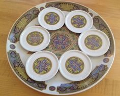 Every seder plate has a story... what is yours? Happy Passover!