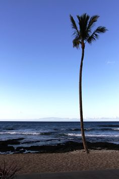 Aloha! Crisp blue morning skies signal a stunning day ahead at Four Seasons Resort Hualalai at Historic Ka'upulehu