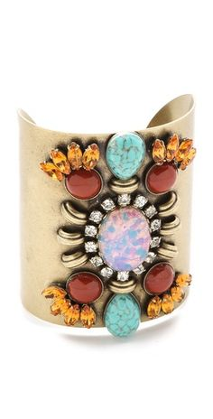 (Limited Supply) Click Image Above: Dannijo Emmy Cuff