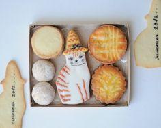 Feline biscuitry.