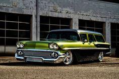 '58 Chevy Wagon