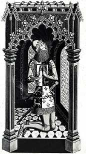 Engraving - Edward the Black Prince