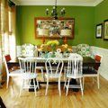 Holly's Vibrant, Personal Twist on Traditional Style House Tour | Apartment Therapy