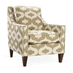 Check out this item at One Kings Lane! Prince Chair, Oatmeal