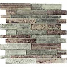 Kitchen Ideas on Pinterest Mosaic Tiles, Kitchen Backsplash and Glass Tiles
