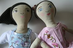 Sisters. Special Order by ViaJoy on Etsy