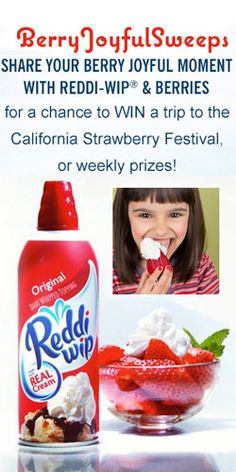 Win A Trip To The California Berry Festival  (Exp. July 7, 2014)