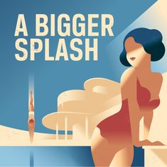 A Bigger Splash by Mads Berg, mads berg