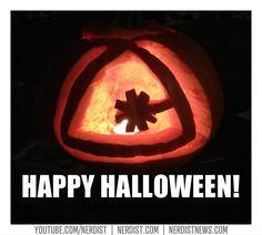 Happy #Halloween from Nerdist Industries!
