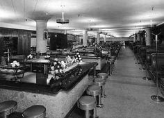 Luncheon in the tea room on pinterest vintage tea rooms for Fish store lincoln ne