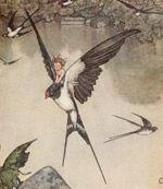 Hans Christian Andersen Illustration