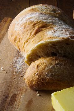 The Hobbit; An Unexpected Party Menu and Recipes. Fresh baked bread and butter