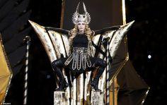 Madonna - Super Bowl XLVI (2012)