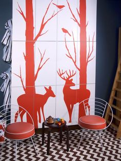 Thrifting and Upcycling for Kids' Room Decor : Rooms : Home & Garden Television