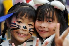 Friends are the best part of Halloween by jasohill, via Flickr