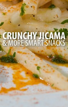 Find out your snacking personality based on the textures you crave and check out a dietitian's suggestions for smart snack options to leave you satisfied, like Jicama. http://www.recapo.com/dr-oz/dr-oz-diet/dr-oz-dried-fruit-crunchy-jicama-smart-snack-personality-texture/