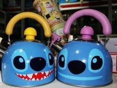 Stitch-themed kettle disney stitch, gifts, stitchthem kettl, stitches