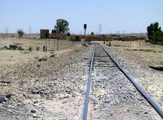 Perhaps oddly, the tracks of the old Hejaz railway still traverse Jordan and you can (as I did above) stand and photograph the very railway line that TE Lawrence gave so much time and effort to blowing up.
