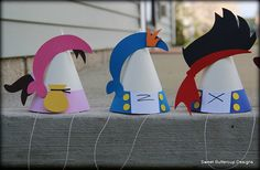 Jake and the Neverland Pirates Party Hats