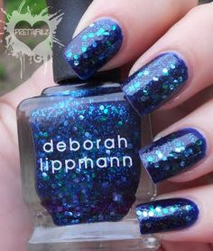 Deborah Lippmann Across The Universe Swatch & Design