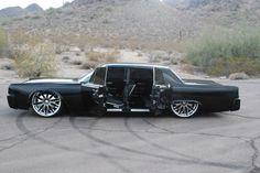 1964 Lincoln Continental Hardtop.