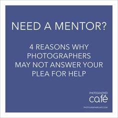photographer mentor guide
