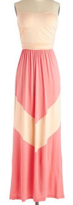 #Coral maxi dress http://rstyle.me/n/g8gxpnyg6