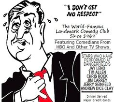 $5 For 2 Tickets To Dangerfield's Comedy Club ($40 Value)