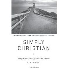An annual spring read for the hub- I need to finish it but what I read with him was amazing! Why Christianity makes the most sense of the world we live in.