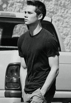Dylan O'Brien (Stiles Stilinski) My favorite character in Teen Wolf