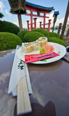 A look at the BEST snacks of Epcot's Food & Wine Festival!