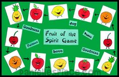 Fruit of the spirit Game from www.daniellesplace.com