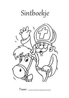 Sinterklaas On Pinterest Puzzles Knutselen And Amigurumi