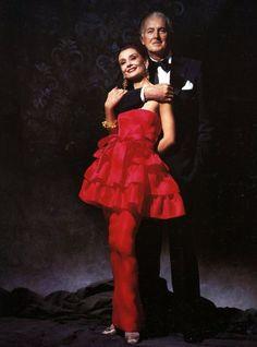 Hepburn and Givenchy