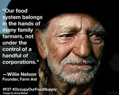 i agree beats, hand, planet, farmer, famili, dream, tell the truth, food inc, willie nelson