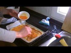 Postre de zanahoria y coco